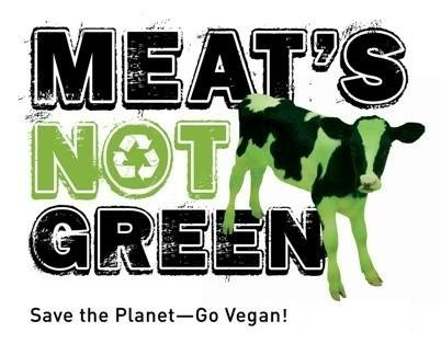 meats not green